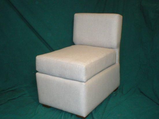 slipper chair calvin