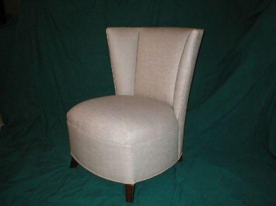 slipper chair manhattan
