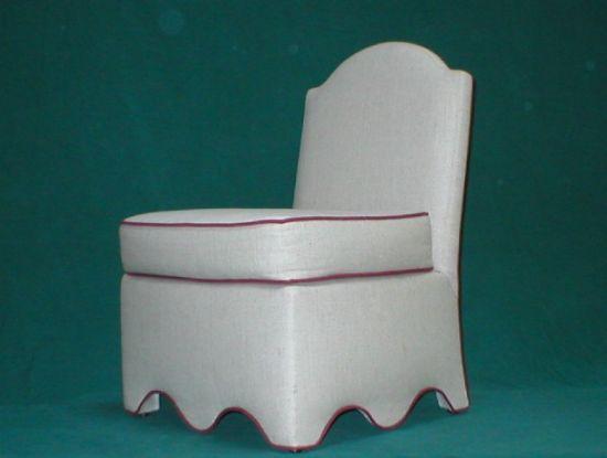 slipper chair pippin