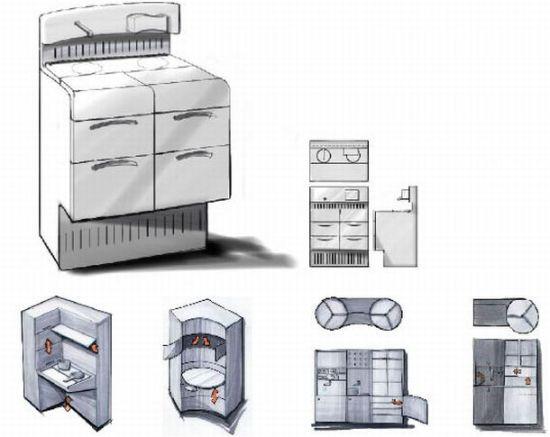 small kitchen meihui lin5