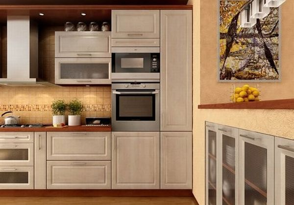 How to maximize the minimal kitchen space for storage home improvement guide by dr prem - Maximize space in small kitchen property ...