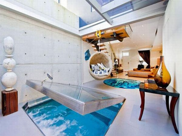 12 posh designs of indoor pools inside luxury homes