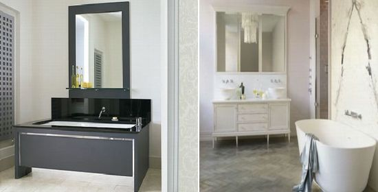 bathroom collection from smallbone marks for an exotic decor hometone