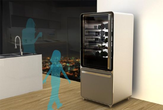 smart fridge 1