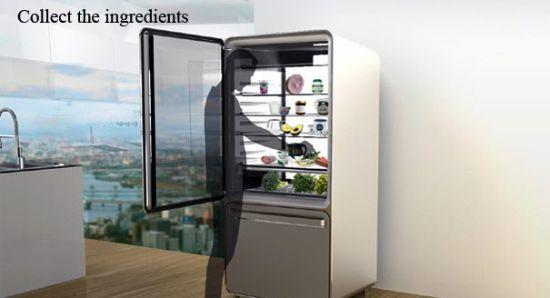 smart fridge 6