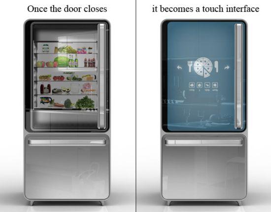 smart fridge 8