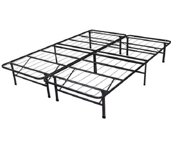 Smart Base Metal Bed Frame