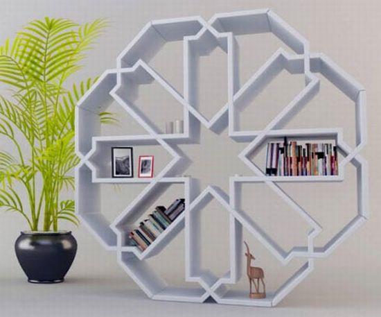 snowflake bookcase 4dCqk 5965