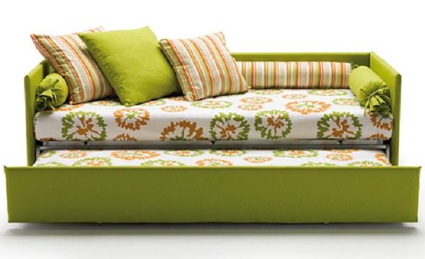 How to make your own diy sofa bed hometone home for Futon para sofa cama