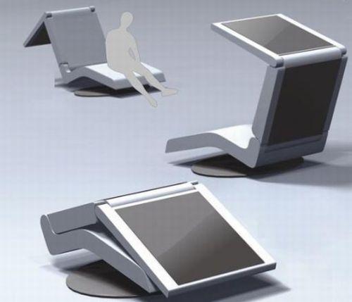 solar furniture