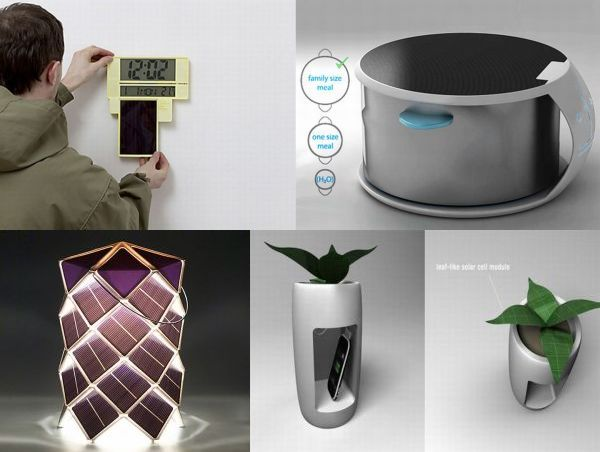10 solar powered gadgets for eco smart homes hometone for Top 10 living room gadgets