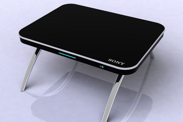 Sony Fusion Coffee Table