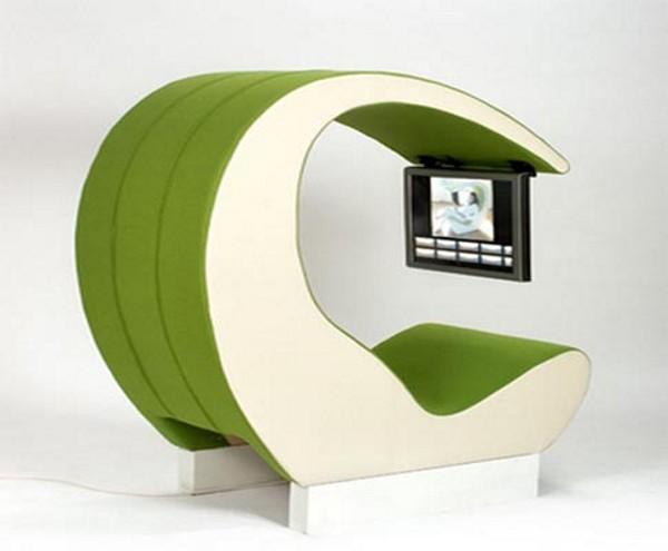 Lovely Ultra Geeky Home: Amazing @ Space Chair By Johan Berhin