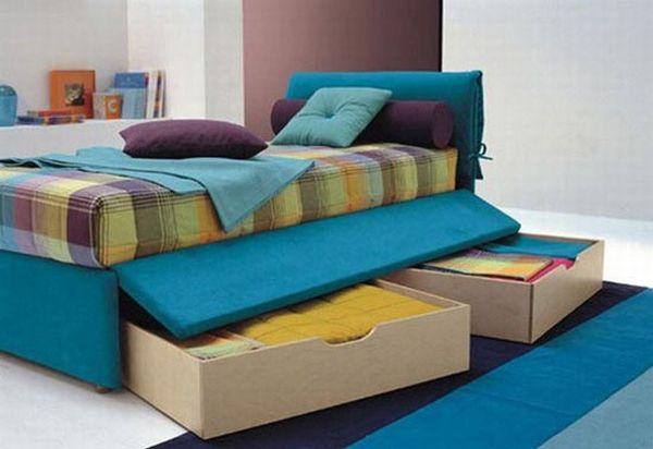 Space Saving Bed Furniture
