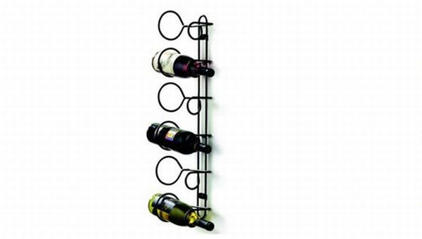 Spectrum Wall Mount Wine Rack