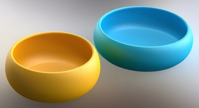 Spill Proof Dog Bowls