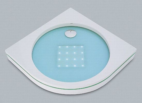 sprinz shower tray element s light 1