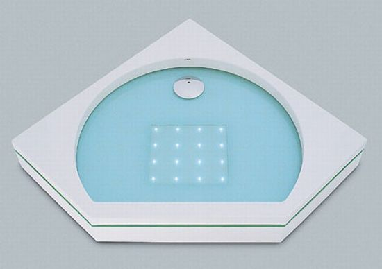 sprinz shower tray element s light 2