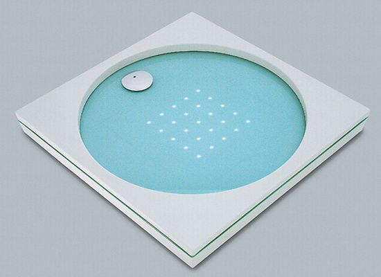 sprinz shower tray element s light 3