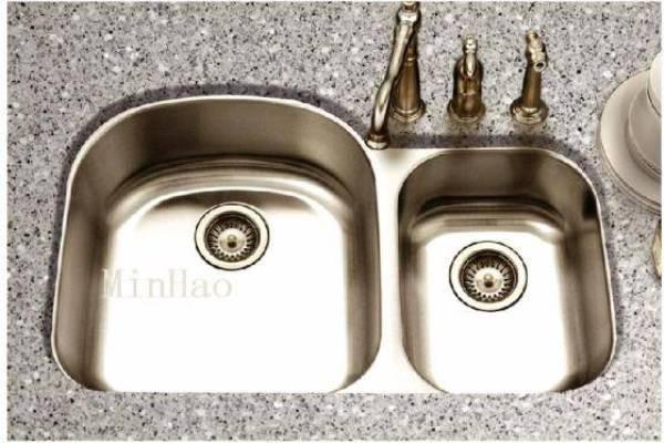 Stainless Steel Kitchen Sink Undermount Double Bowl