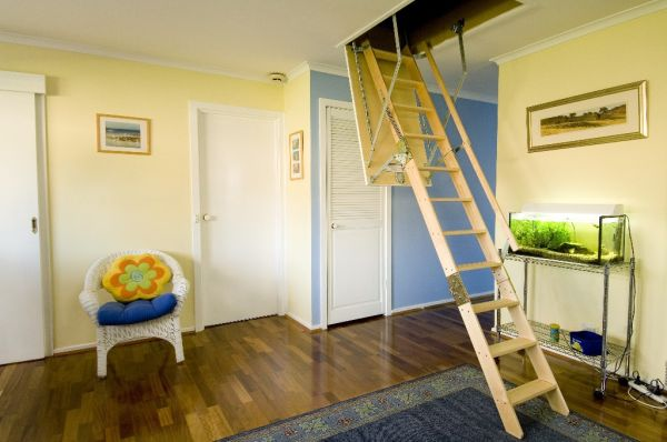Stairway to Storage