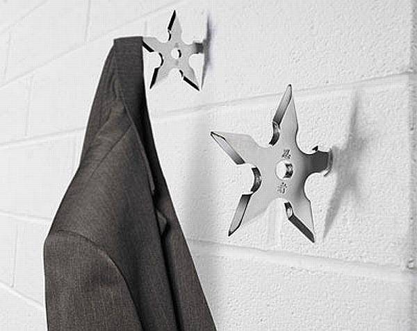 Star Coat Hook