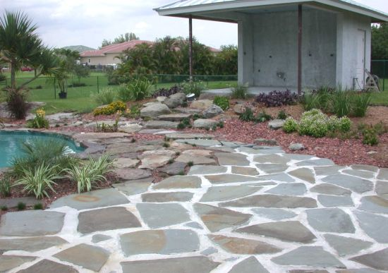 The Use Of Stone For Patios Is An Economical Idea That Will Give Your  Backyard A Novel Appearance. You Can Give The Patio The Look Of Your  Choice, ...