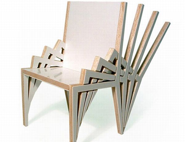 Stop Motion Furniture