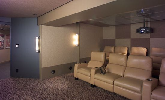 storage space theater