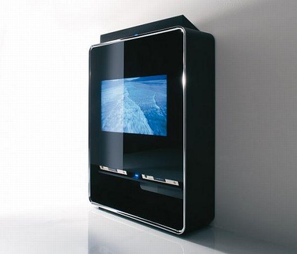 stylish TV cabinet