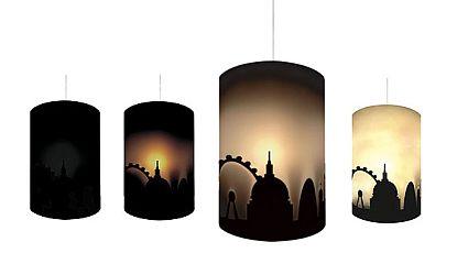 sunrise lampshades