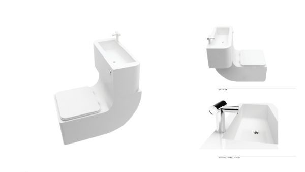 Sustainable Toilet set