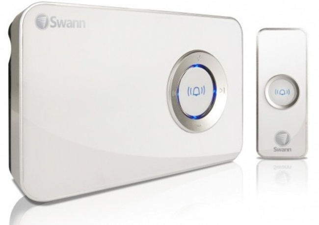 Swann wireless mp3 DJ doorbell