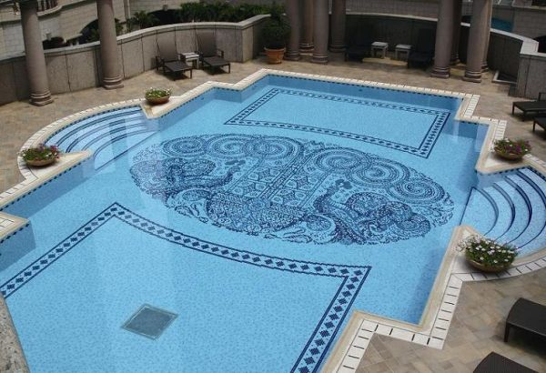 Swimming Pool Designs by GlassDecor
