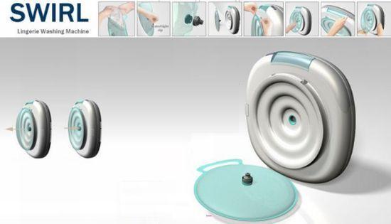 swirl washing machine