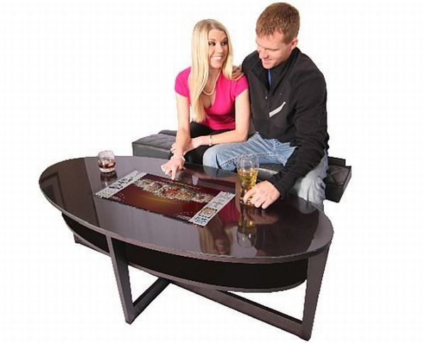 T3-B Multi-touch coffee table