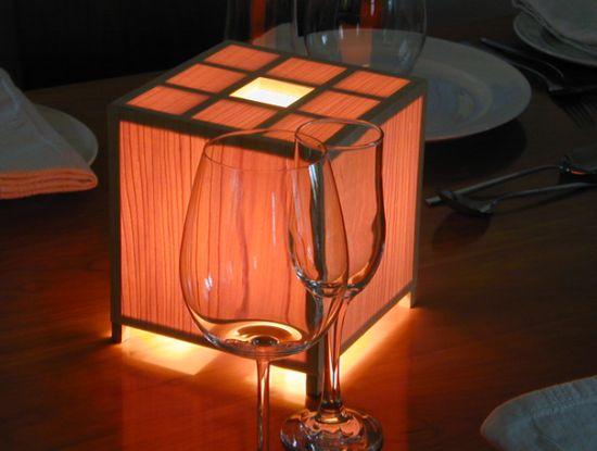table lamp mood lightning