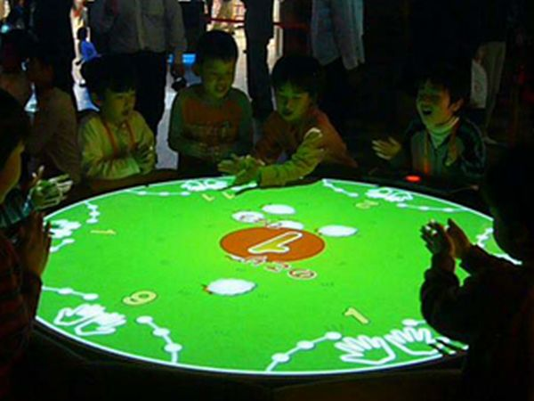 TableFX™ Interactive Table Projection System