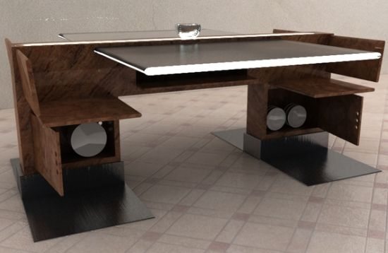 tecton dining table set1