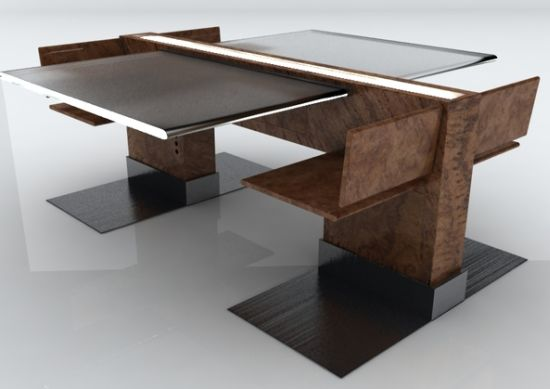 tecton dining table set