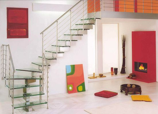 tekna light staircase