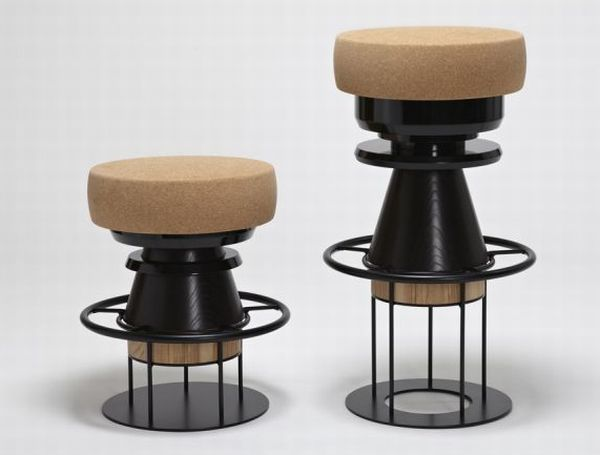 Tembo and Bolt Stools