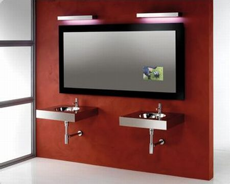 tenda dorica tv mirror