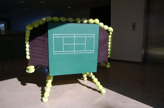 tennis ball chair1