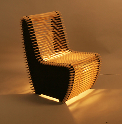 Tension Chair