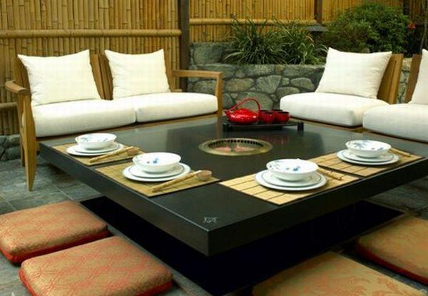 TepanGrill Table