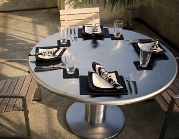Teppanyaki Grill Tables