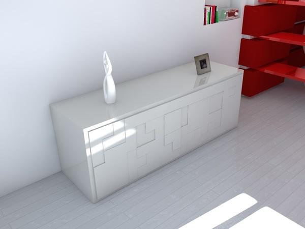 Tetris Sideboard Concept