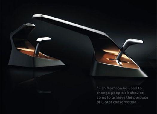 the shifter faucet eluhi 58 sr3Xt 1822
