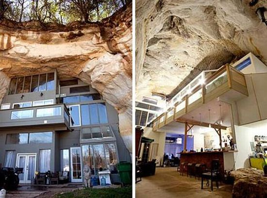 Lake norman cornelius and charlotte real estate 5 amazing underground houses - The subterranean house fighting small spaces ...